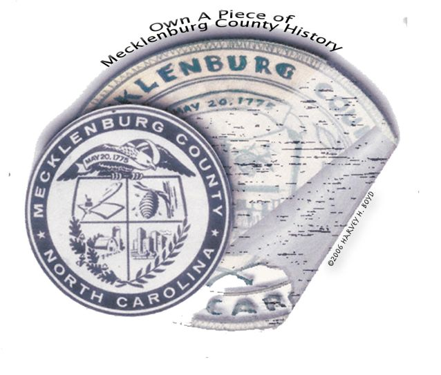 Mecklenburg County Seal!