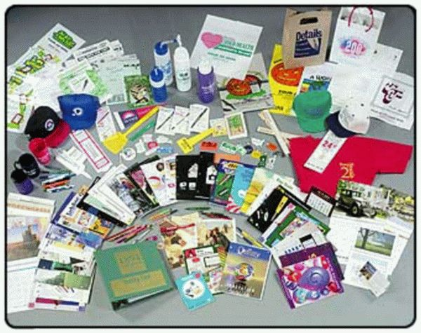 Promotional Item Business Info!