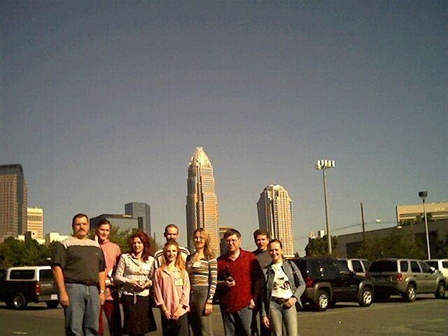 Charlotte NC Group Tour Services!