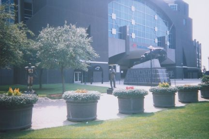 Bank of America Stadium Pic