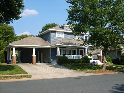Bungalo-Style Homes