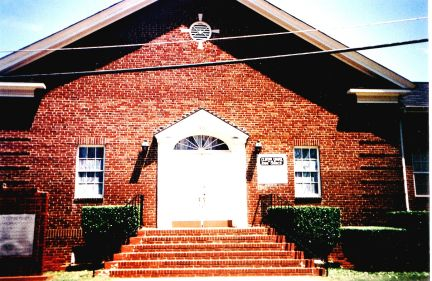 Historic Clinton Chapel Church