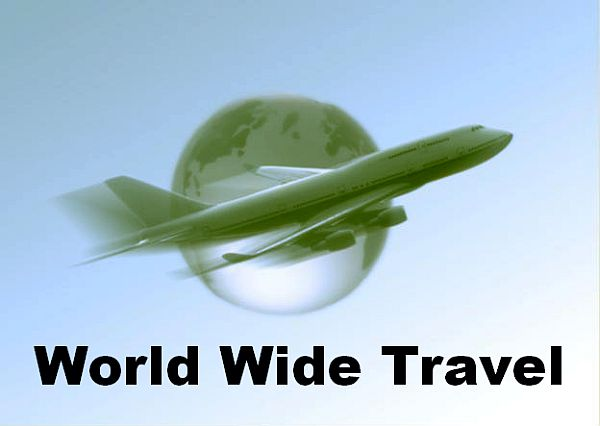 Worldwide Travel!
