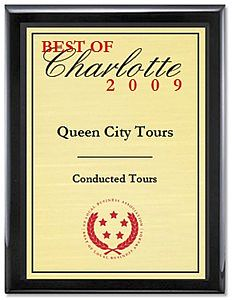 Best of Charlotte Award 2009