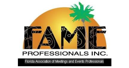 Florida Association of Meetings and Events Professionals Logo