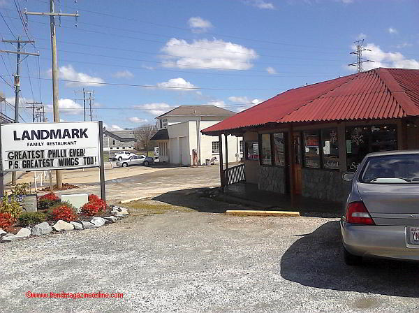 ... Review/Monthly/April 2013/Landmark Family Restaurant, Salisbury, NC